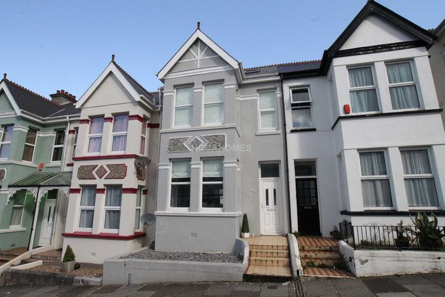Thumbnail Terraced house for sale in Wembury Park Road, Peverell