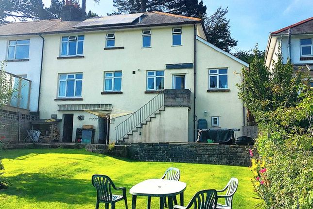 Thumbnail Semi-detached house for sale in Follaton, Plymouth Road, Totnes