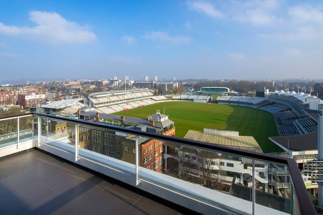 Thumbnail Flat for sale in Century Court, Grove End Road, St. John's Wood, London