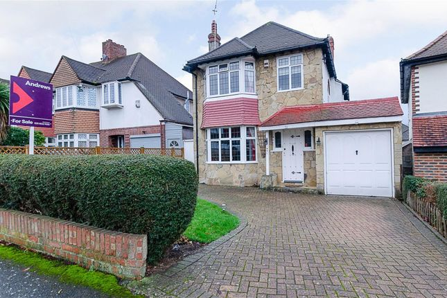 Thumbnail Detached house for sale in Carlisle Road, Cheam, Surrey