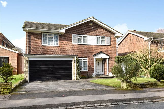 Thumbnail Detached house for sale in Inchwood, West Wickham