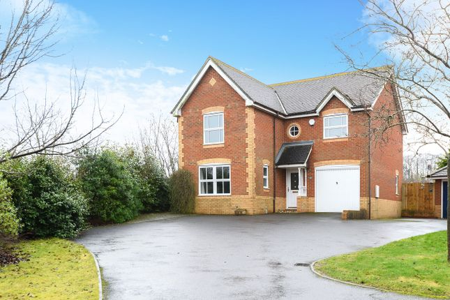 4 bedroom detached house for sale in Firecrest Road, Gabriel Park, Basingstoke