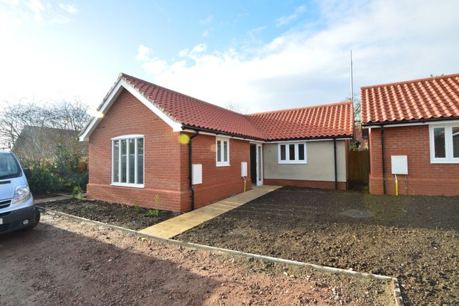 Thumbnail Detached bungalow for sale in Egremont Street, Glemsford, Sudbury