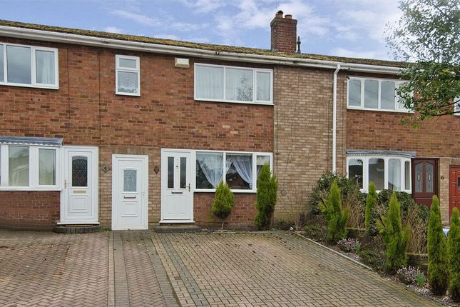 3 bed terraced house for sale in Newgate Street, Chasetown, Burntwood