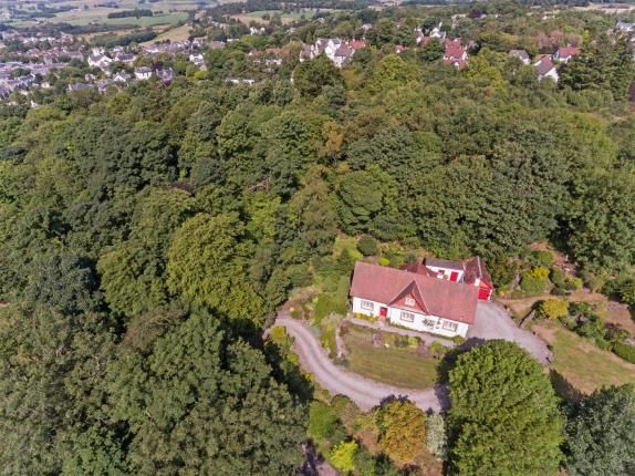 Thumbnail Detached house for sale in Glenmosston Road, Kilmacolm