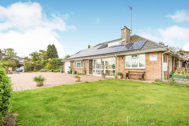 Thumbnail Detached bungalow for sale in Pix Mead Gardens, Shaftesbury