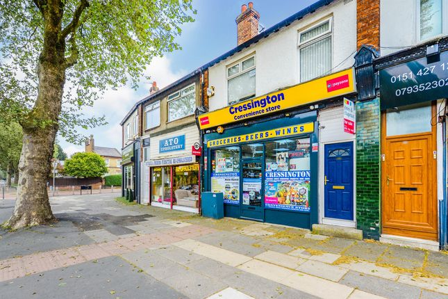 Thumbnail Flat for sale in St Marys Road, Garston, Liverpool