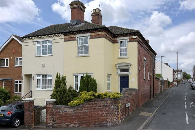 Semi-detached house for sale in Collis Street, Amblecote, Stourbridge, West Midlands