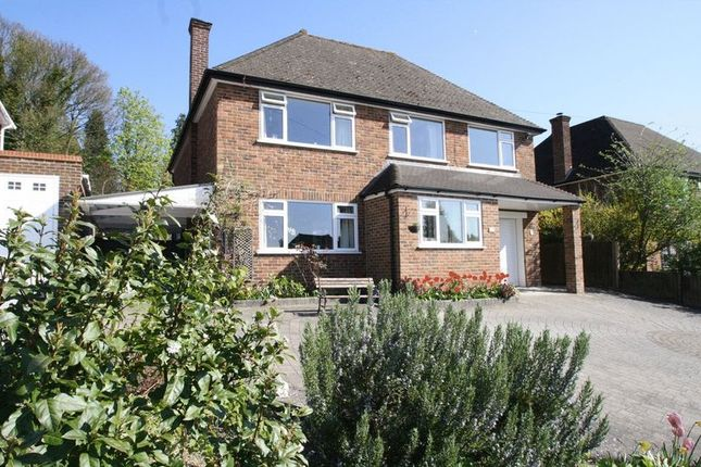 Thumbnail Detached house for sale in Amersham Hill Gardens, High Wycombe