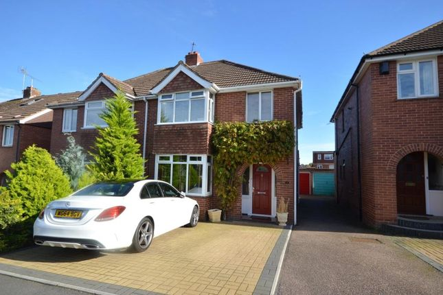 Thumbnail Semi-detached house for sale in Madison Avenue, Exeter, Devon