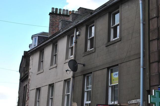 Thumbnail Flat to rent in High Street, Arbroath
