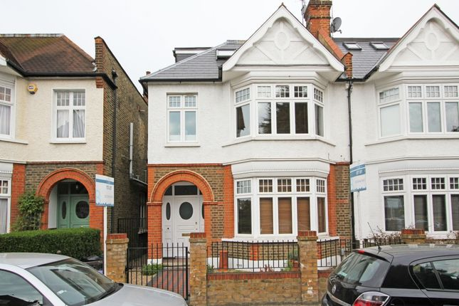 Thumbnail Flat for sale in Home Park Road, London
