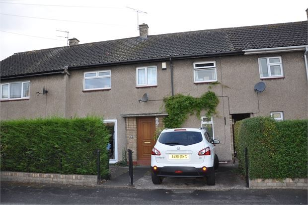 Thumbnail Terraced house for sale in Synclen Avenue, Corbridge, Northumberland.