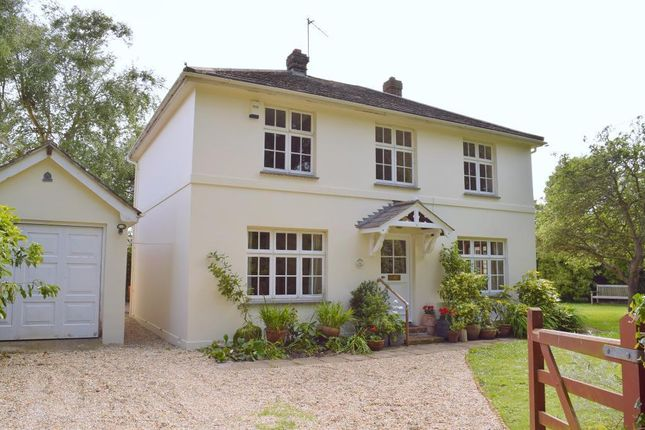 Thumbnail Detached house for sale in Love Lane, Bembridge, Isle Of Wight