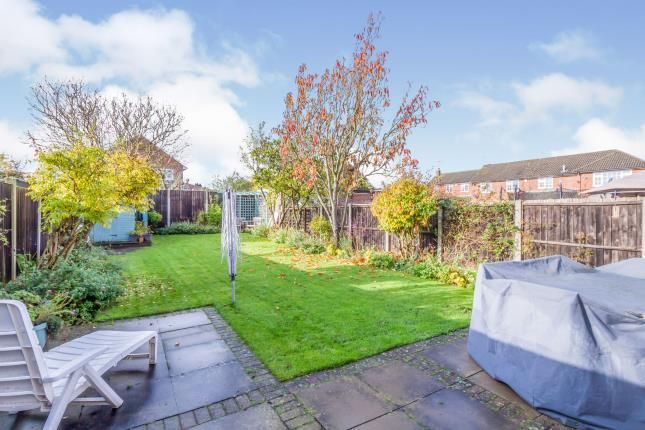 Garden of Welford Road, Blaby, Leicester, Leicestershire LE8