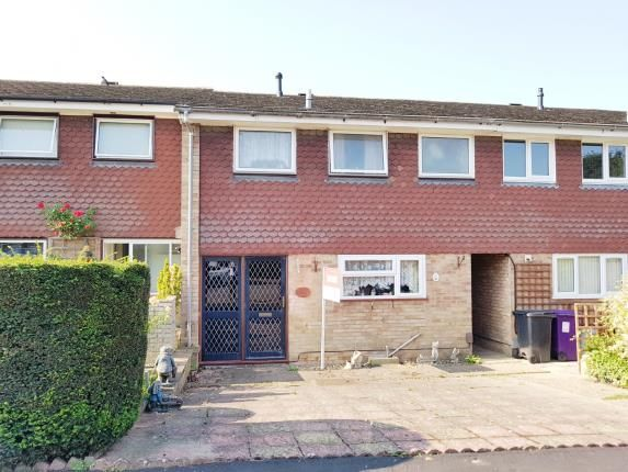 Thumbnail Terraced house for sale in Holmdale, Letchworth Garden City, Hertfordshire, 42 Holmdale