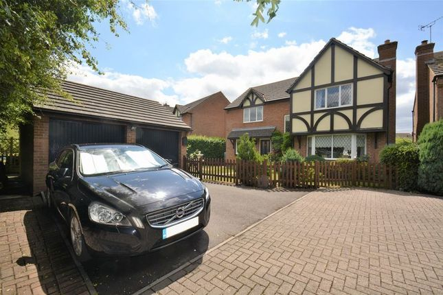Thumbnail Detached house for sale in Darcey Lode, Didcot