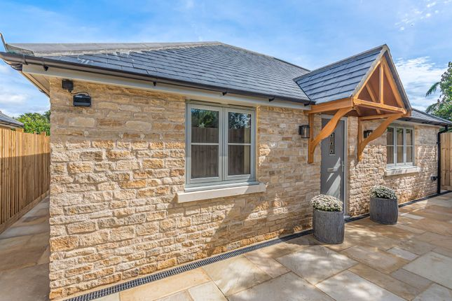 Thumbnail Detached bungalow for sale in Northfield Road, Tetbury