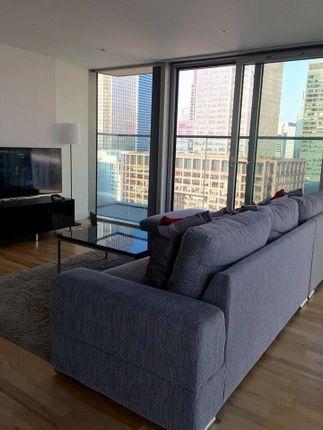 Thumbnail Flat to rent in Landmark Building East, 22 Marsh Wall, Canary Wharf, London
