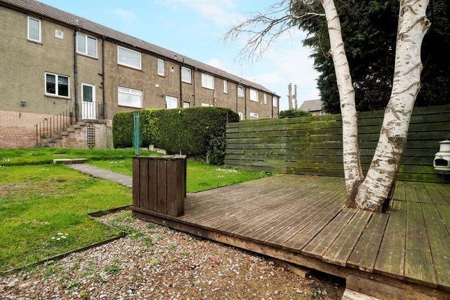 Thumbnail Terraced house for sale in Craigseaton, Broxburn