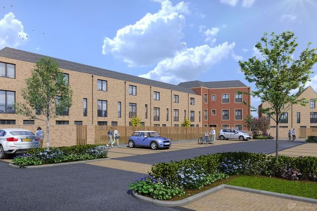 Thumbnail Town house for sale in Plot 1, Hayford Mills, Cambusbarron