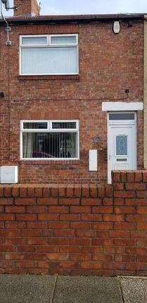 Thumbnail Terraced house for sale in Hawthorn Road, Ashington
