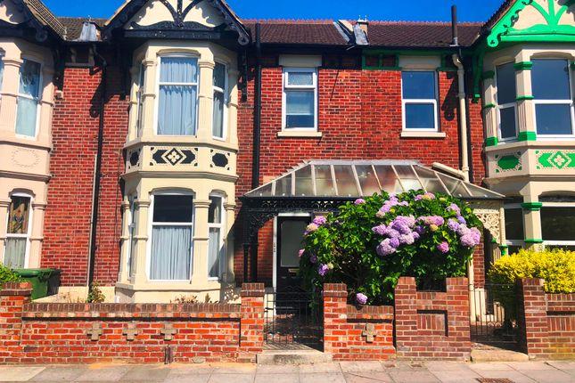 Thumbnail Flat to rent in Baffins Road, Baffins, Portsmouth
