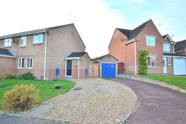 Thumbnail Semi-detached house to rent in Earsham Drive, King's Lynn