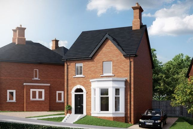 Thumbnail Detached house for sale in - The Wynyard Westmount Park, Belfast Road, Newtownards