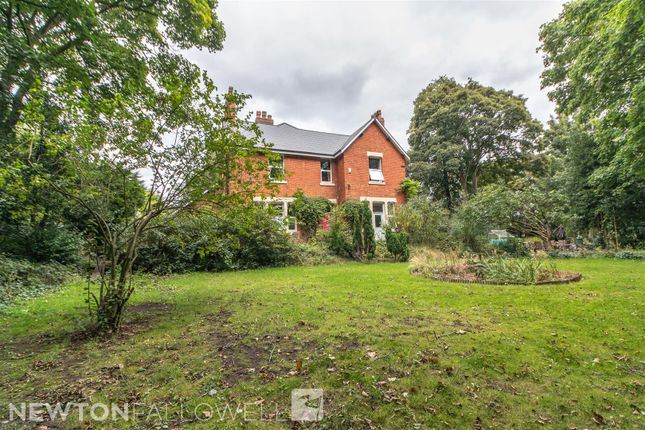 Thumbnail Detached house for sale in Pit Hill, Langwith, Mansfield
