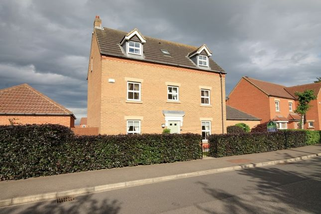 Thumbnail Detached house for sale in Bewicke View, Birtley, Chester Le Street