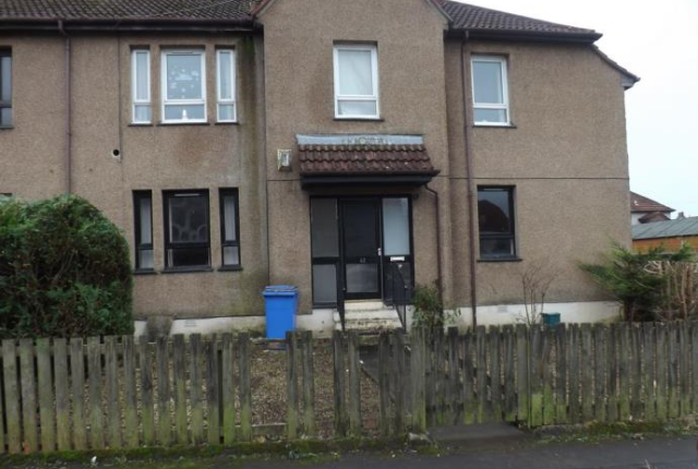 Thumbnail Flat to rent in Ardgour Road, Kilmarnock