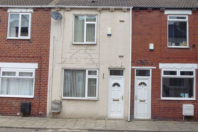 Thumbnail Terraced house to rent in Albion Place, South Elmsall