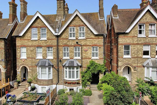 Thumbnail Semi-detached house for sale in The Drive, Old Dover Road, Canterbury