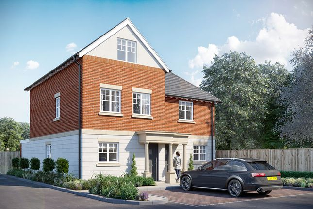 Thumbnail Semi-detached house for sale in Bowling Green Mews, Wimbledon