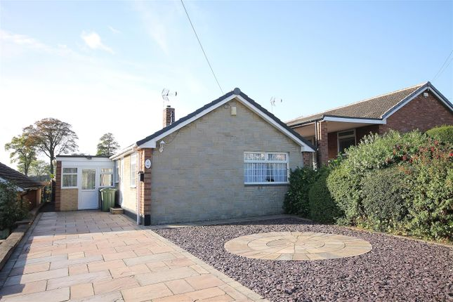 Thumbnail Detached bungalow for sale in Station New Road, Old Tupton, Chesterfield