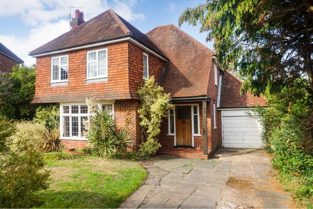 Thumbnail Detached house for sale in Sondes Place Drive, Dorking
