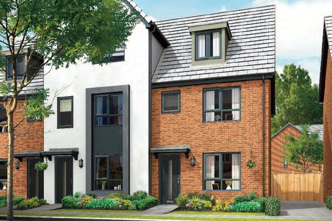 3 bed terraced house for sale in Edward Street, Denton, Manchester, Greater Manchester M34