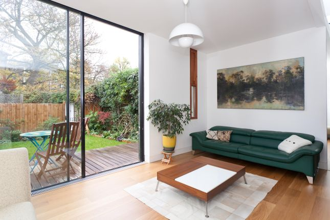 Thumbnail Terraced house to rent in The Precinct, Packington Square, London