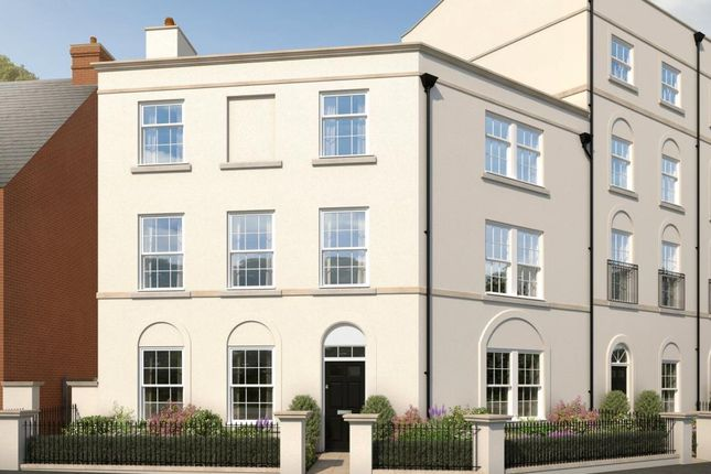 Thumbnail Detached house for sale in Sherford Village, Haye Road, Plymouth, Devon