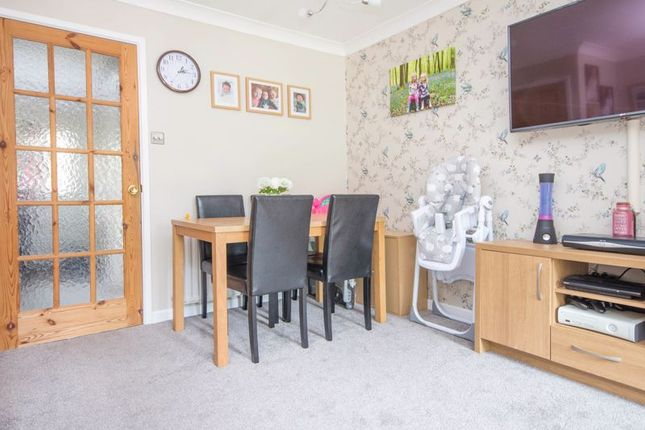 Dining Area of Wetherby Court, Totton, Southampton SO40