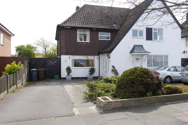 Thumbnail Semi-detached house to rent in Fylde Road, Southport