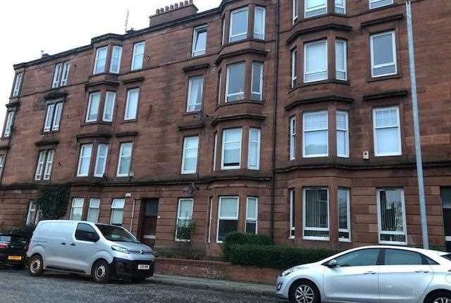 Thumbnail Flat to rent in Dodside Street, Glasgow