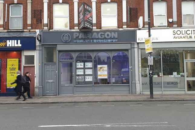 Thumbnail Retail premises to let in West Green Road, Haringey, London