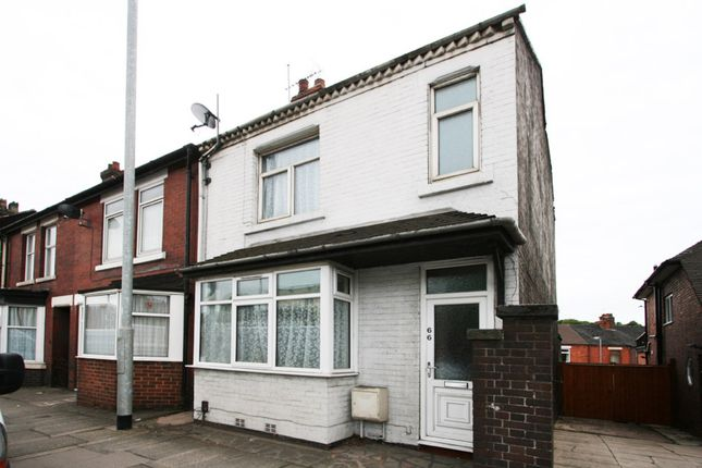 Thumbnail Terraced house to rent in London Road, Newcastle-Under-Lyme