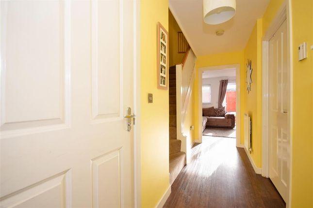 Thumbnail Semi-detached house for sale in Montague Street, Basildon, Essex