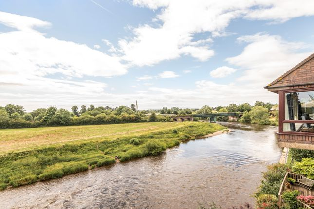 Thumbnail Detached house for sale in Hampton Park Road, Hereford