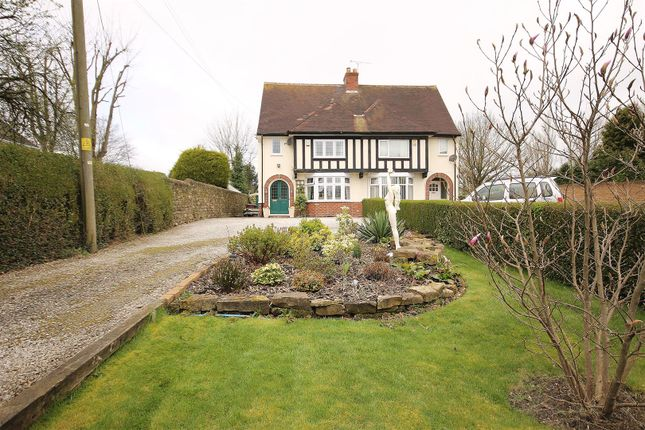Thumbnail Semi-detached house for sale in Viola Villas Stretton Road, Clay Cross, Chesterfield