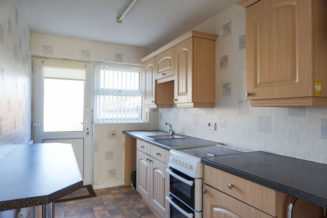 Kitchen of Maypool Drive, South Reddish SK5