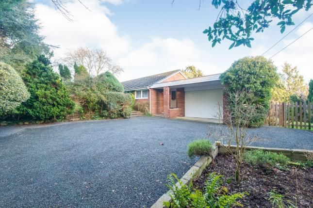 Thumbnail Bungalow for sale in Bishops Waltham, Southampton, Hampshire